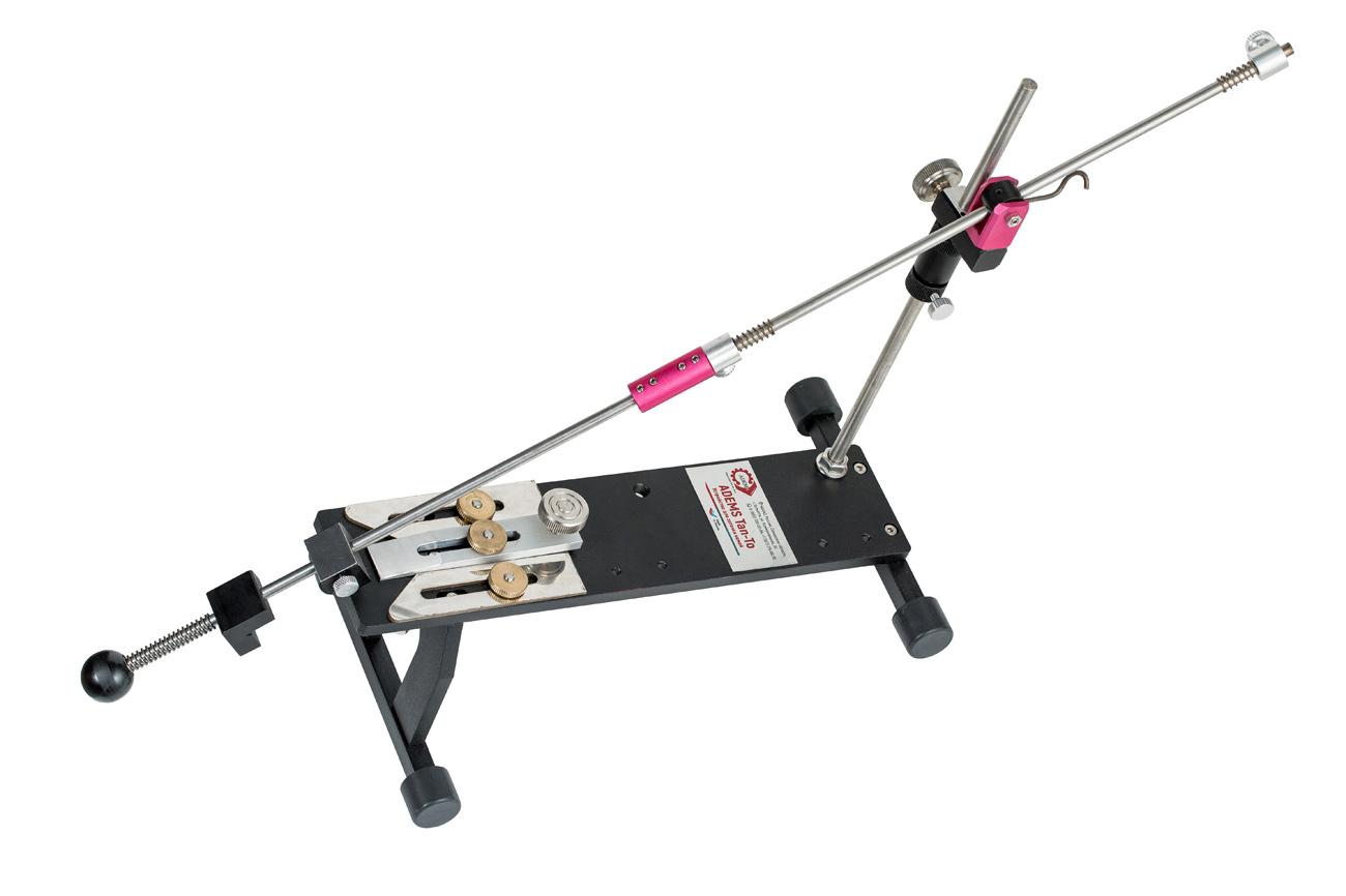 ADEMS Tan-To Мастер- устройство для ручной заточки ножей